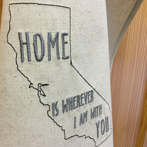 California Home Towel