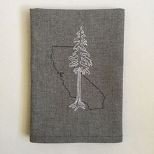 Load image into Gallery viewer, California with Redwood Towel