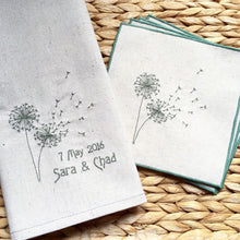Load image into Gallery viewer, Dandelions Towel