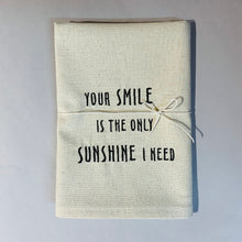 Load image into Gallery viewer, Smile Sunshine Towel