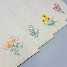 Load image into Gallery viewer, Sierra Wildflowers Placemats
