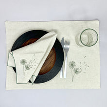 Load image into Gallery viewer, Dandelions Placemats
