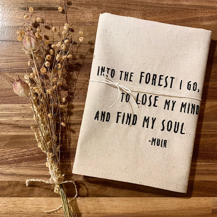 Find my Soul Towel