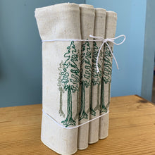 Load image into Gallery viewer, Redwoods Dinner Napkins