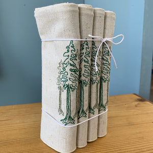 Redwoods Dinner Napkins
