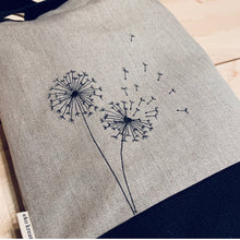 Load image into Gallery viewer, Dandelions Tote Bag