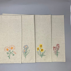 Sierra Wildflowers Placemats