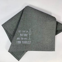 Load image into Gallery viewer, Lost in Nature Towel
