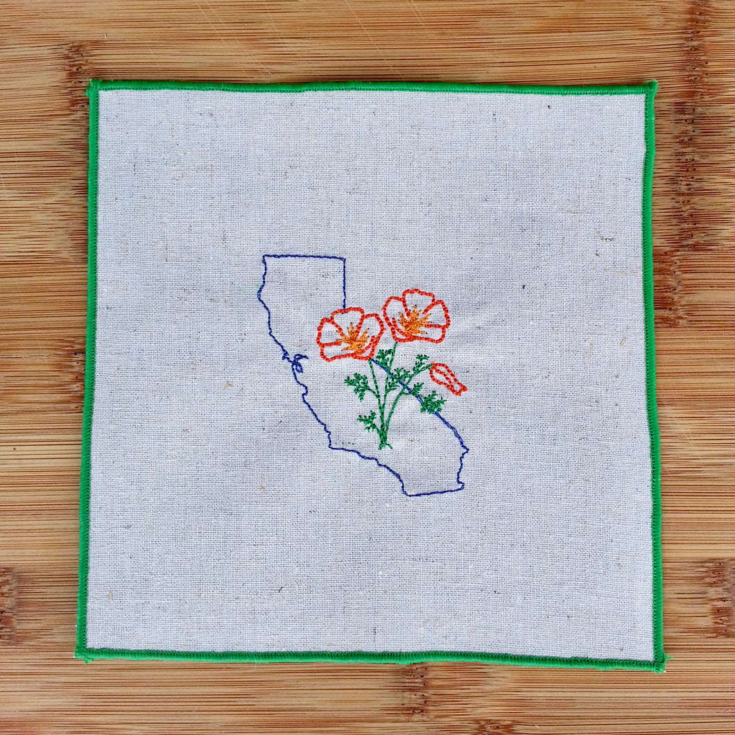 California Cocktail Napkins