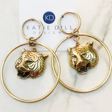 Load image into Gallery viewer, LE TIGRE EARRING