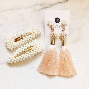 THE ANNABELLA HAIR CLIP