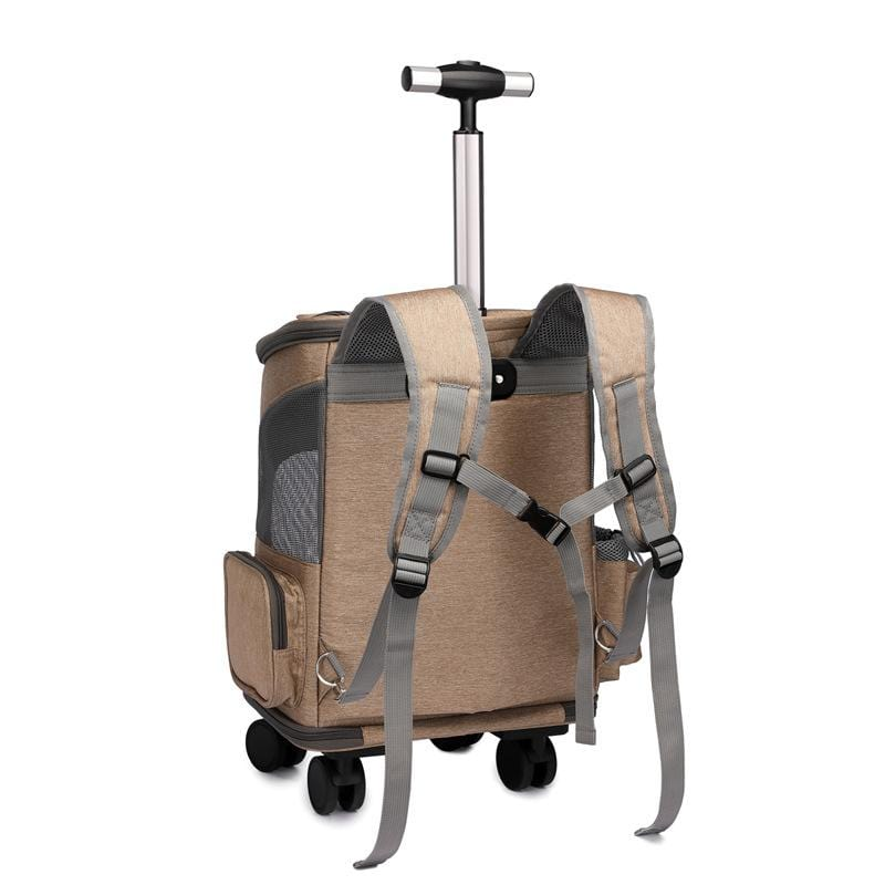 Traveling Convertible Backpack