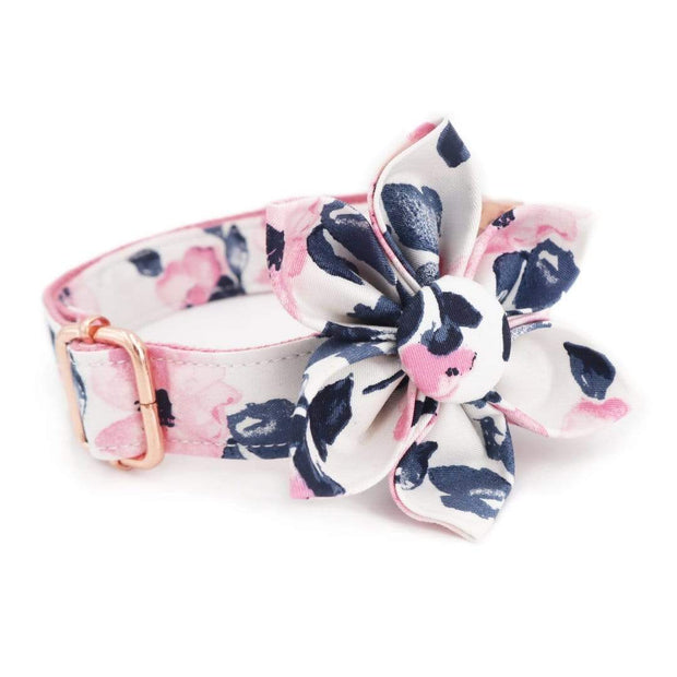 Butterfly Flower Collar