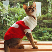 Heart Sweater (Cat) - arthemisclothing - arthemis clothing - artemis clothing