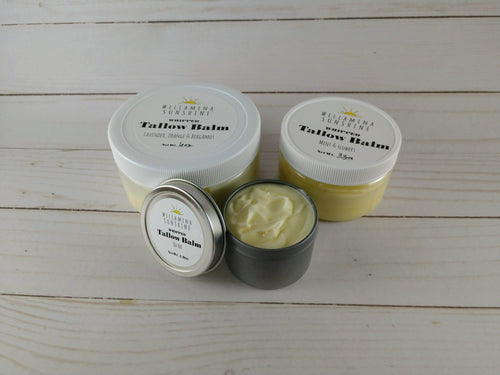 Whipped Tallow Balm - 6 oz.