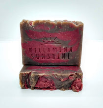 Load image into Gallery viewer, Black Cherry Manhattan Soap