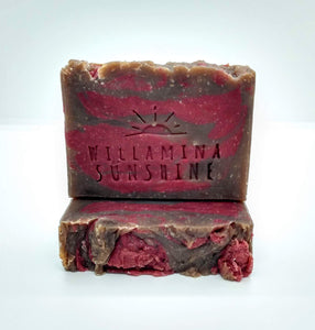 Black Cherry Manhattan Soap