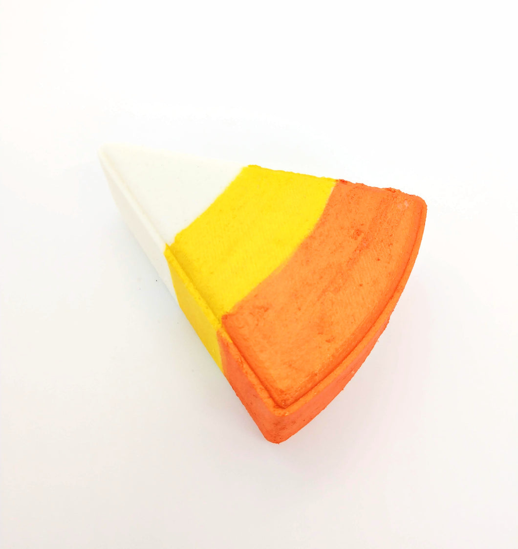 Candy Corn Bath Bomb