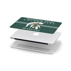 Michigan State University Spartans Hard Shell Case - Go Green