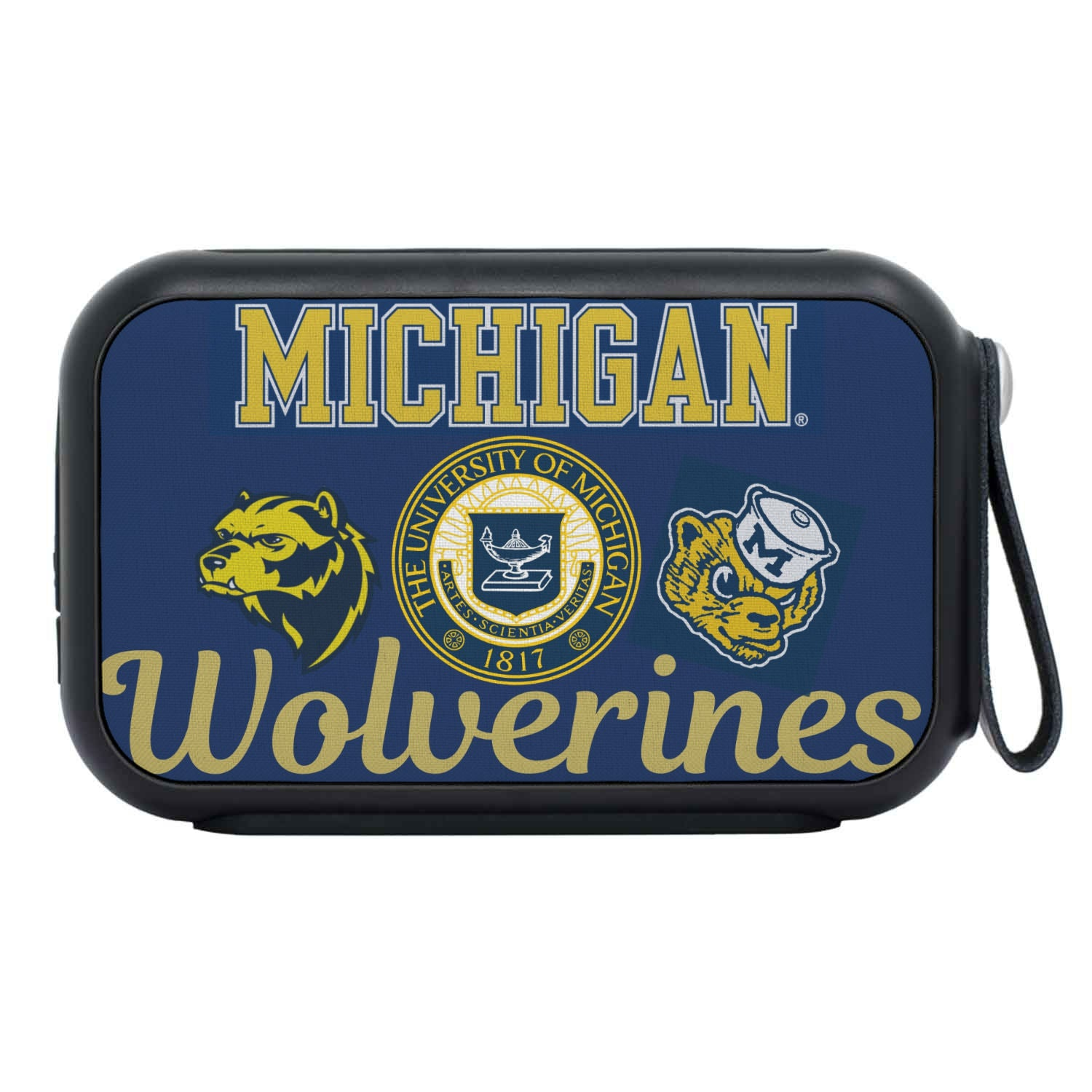 University of Michigan Wolverines Thumpah