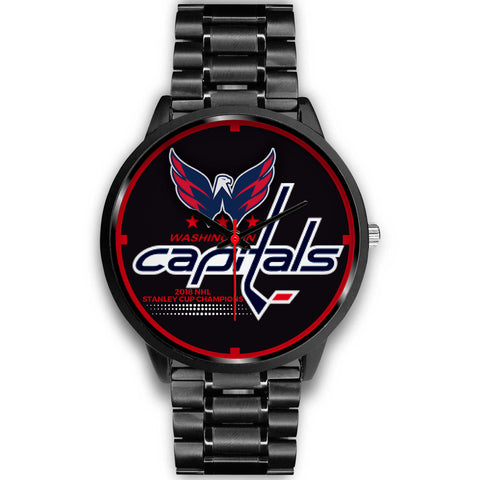 Washington Capitals NHL 2018 Champions Watch I