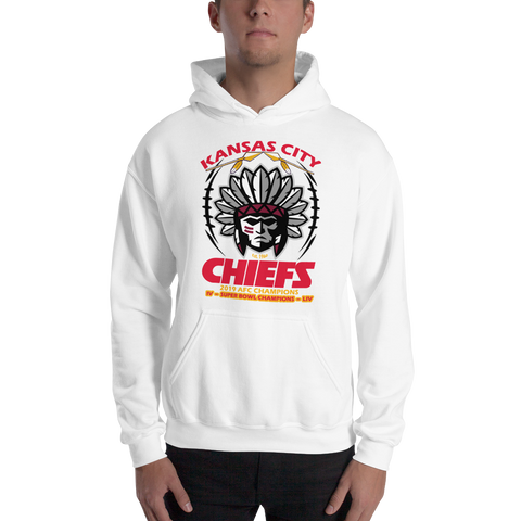 Kansas City Chiefs - Super Bowl Champion Chiefs I Unisex Hoodie