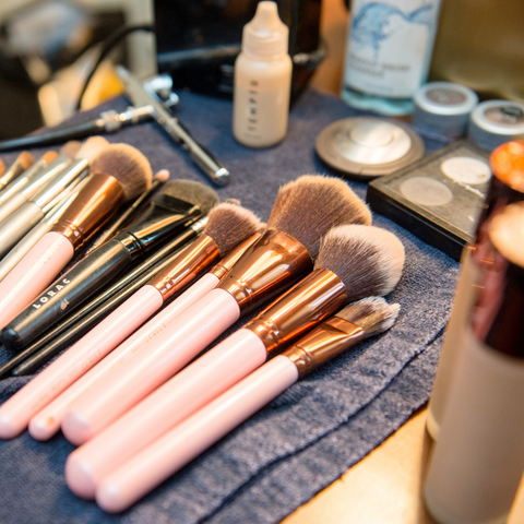 makeup brushes - Micora blog