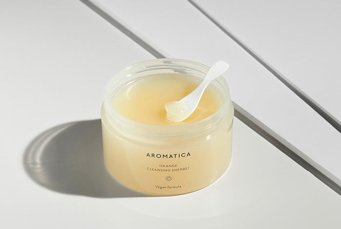AROMATICA Orange Cleansing Sherbet 120g - Micora SG