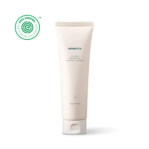 AROMATICA Tea Tree Balancing Foaming Cleanser - Micora SG