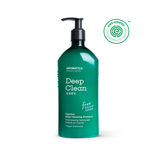 AROMATICA Cypress Deep Cleansing Shampoo - Micora