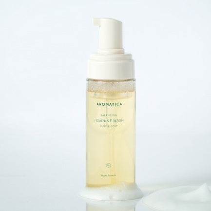 AROMATICA Pure & Soft Feminine Wash 170ml - Micora SG