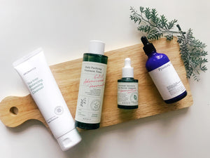 Combination to Oily/Acne-Prone Skincare Set