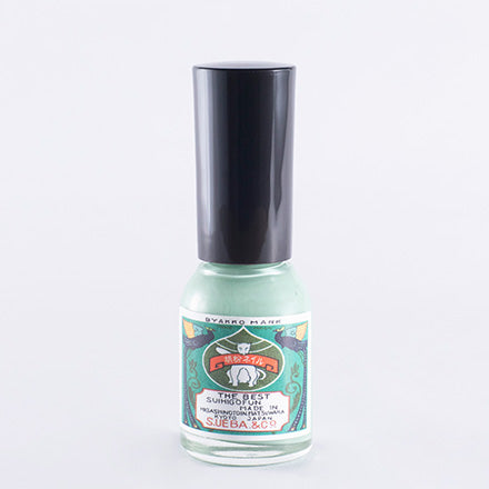 Gofun Nail 山葵 - Yamaaoi (Light Sea Green) - Micora