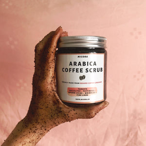 MIcora Arabica Coffee Scrub