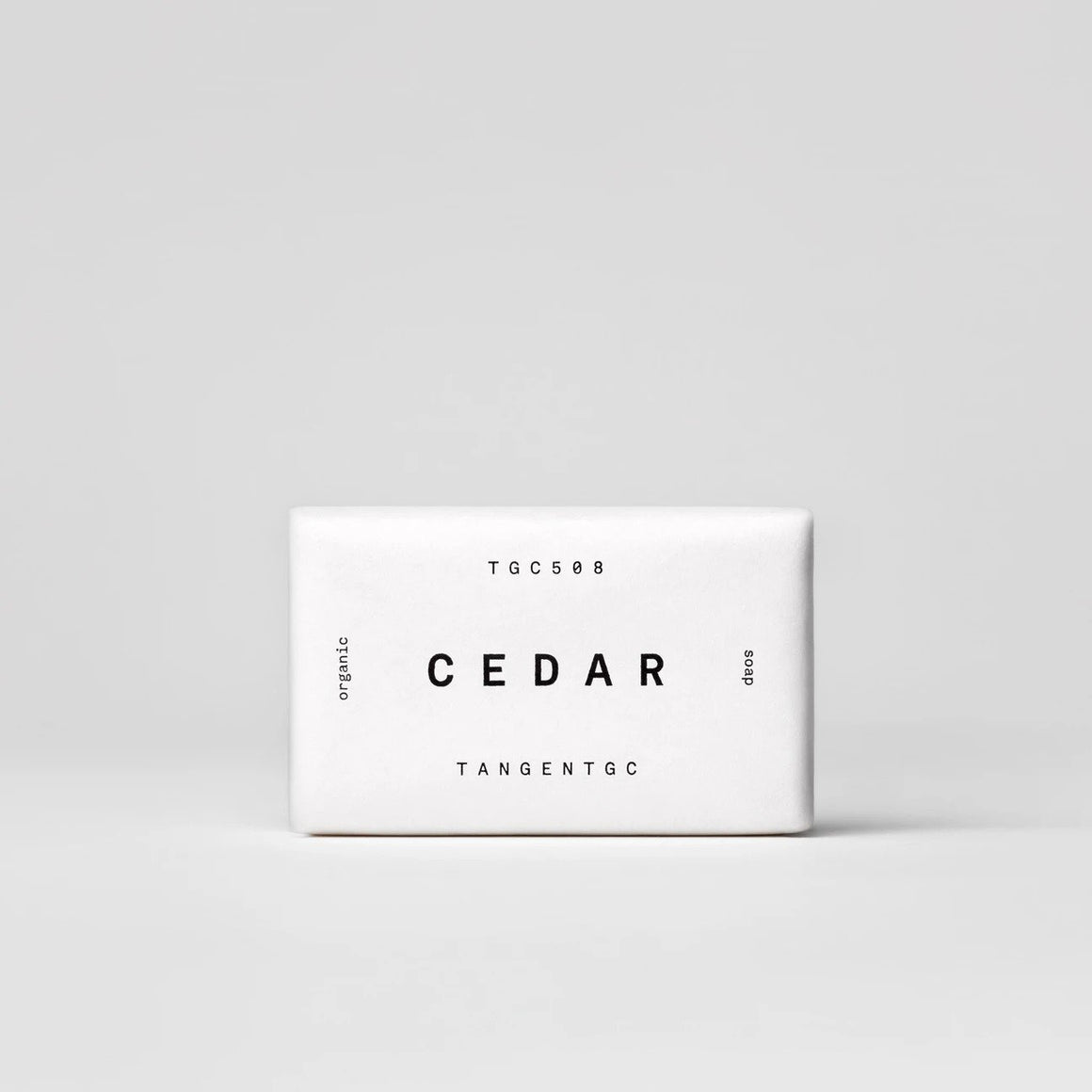 TGC Organic Cedar Soap Bar