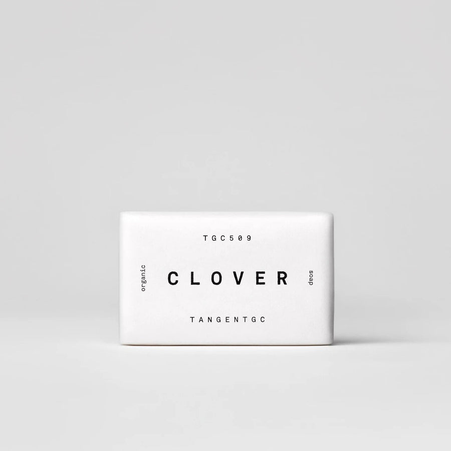 TGC Organic Clover Soap Bar