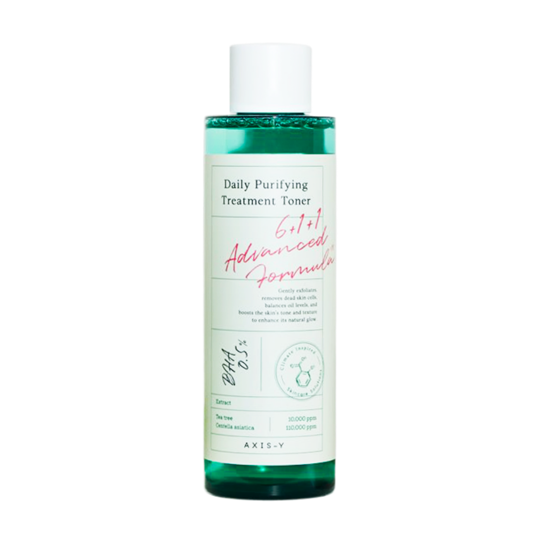 Axis-Y Daily Purifying Treatment Toner 200ml - Micora