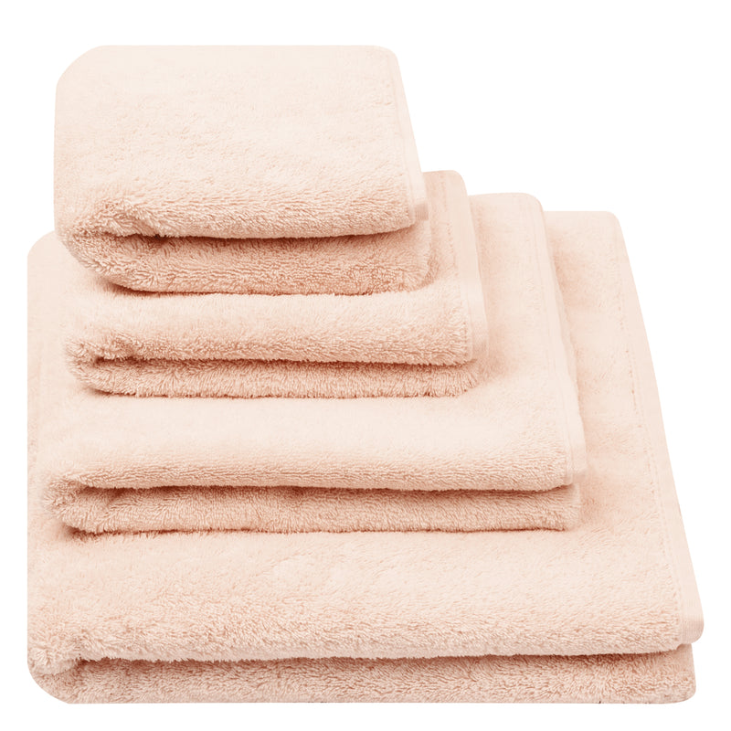 LOWESWATER PALE ROSE TOWELS