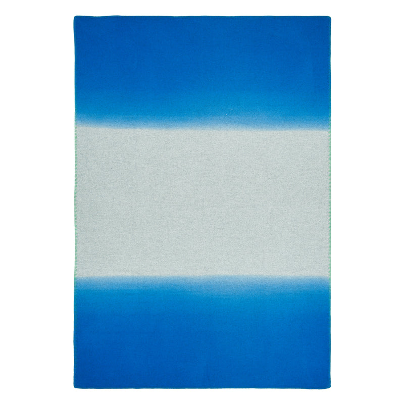 SARAILLE COBALT THROW