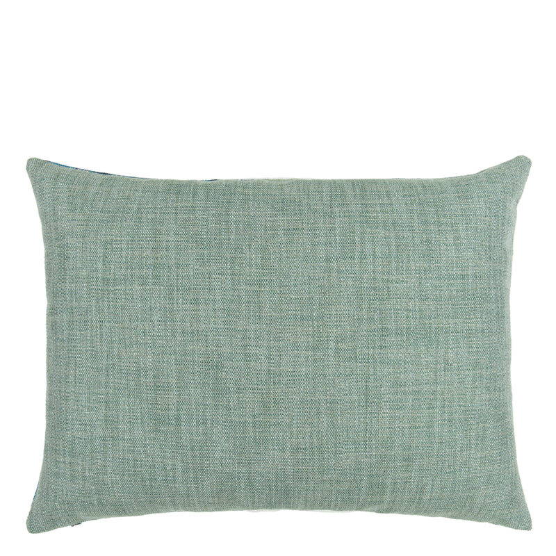 ALMACAN PEACOCK CUSHION