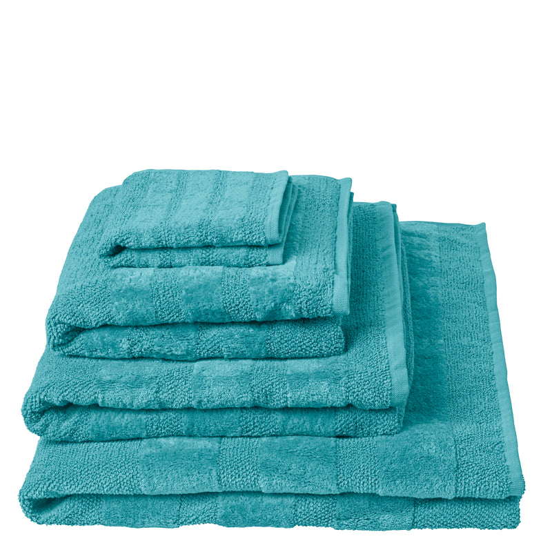 CONISTON TURQUOISE TOWELS