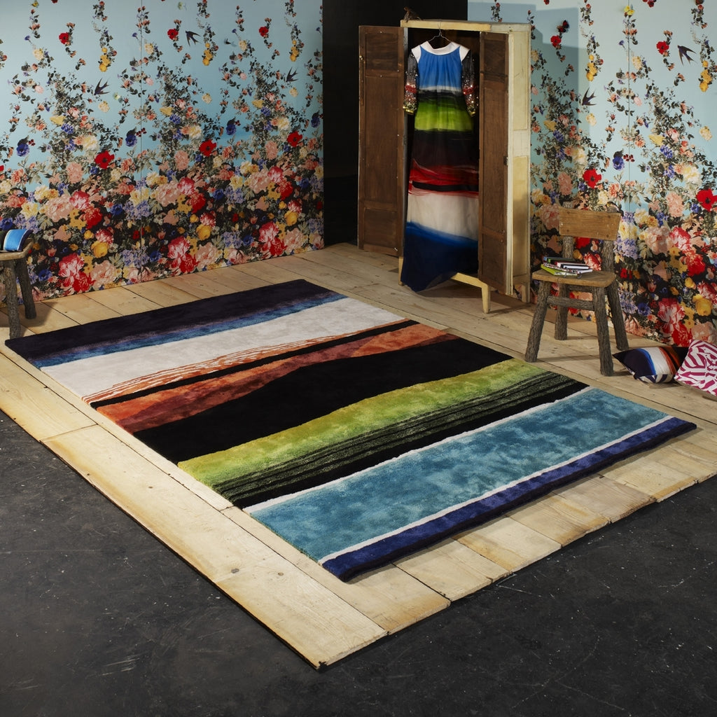 TEMPERA MULTICOLORE RUG