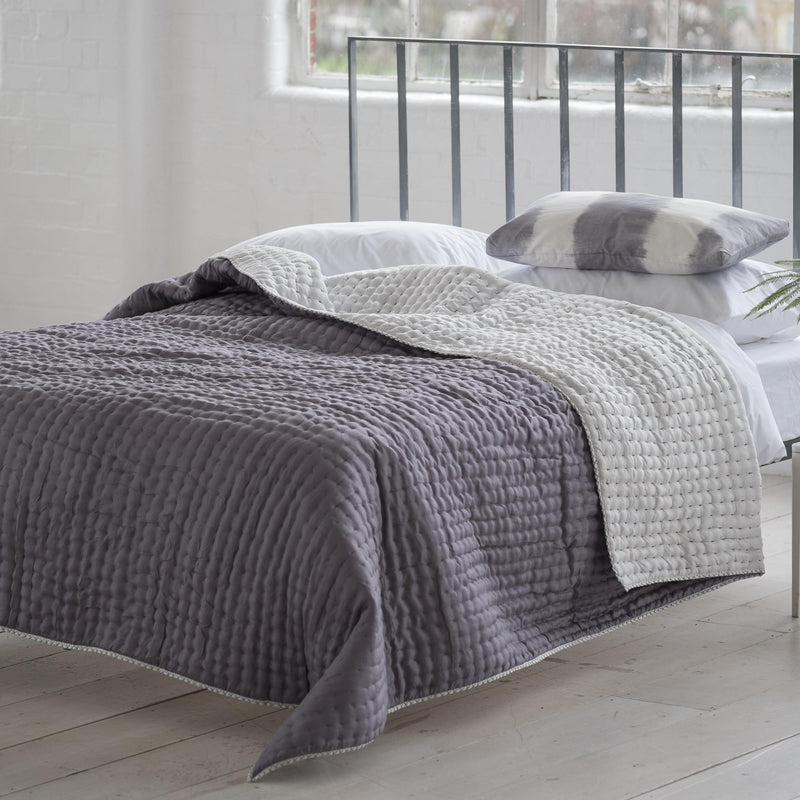 CHENEVARD CHALK & GRAPHITE QUILTS & PILLOWCASES