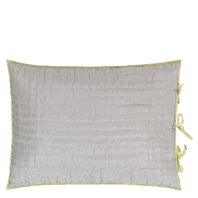 CHENEVARD SILVER & WILLOW QUILTS & PILLOWCASES