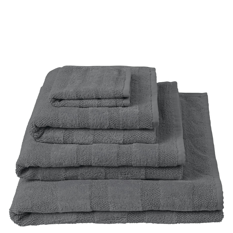 CONISTON CHARCOAL TOWELS