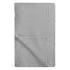 ALBA PALE GREY BED THROW