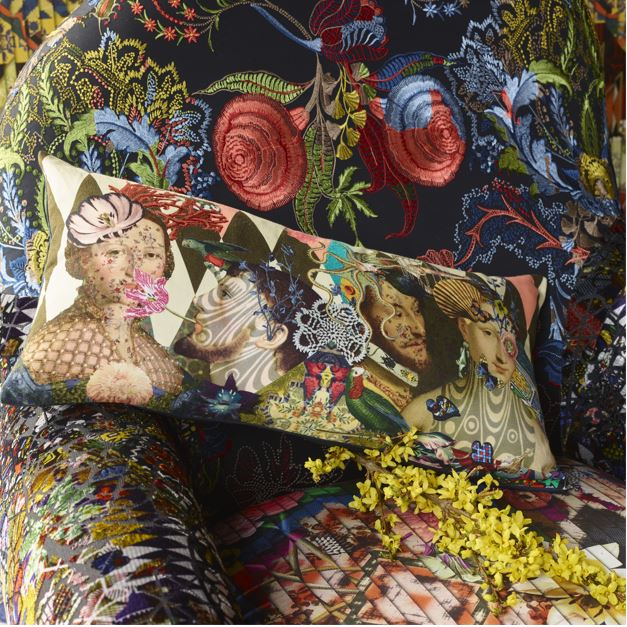 L'HERBIER RUISSEAU CUSHION