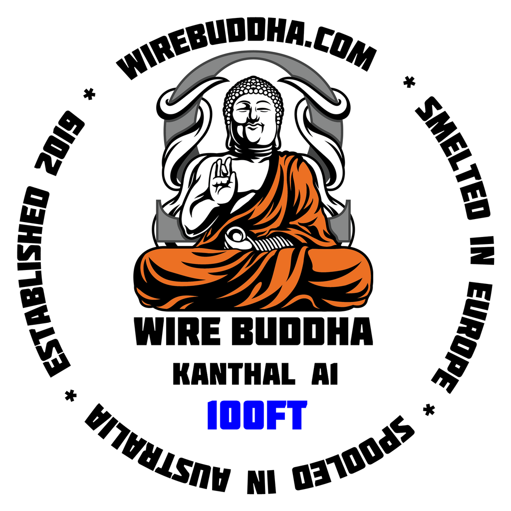 Wire Buddha Kanthal A1 Resistance Wire Australia