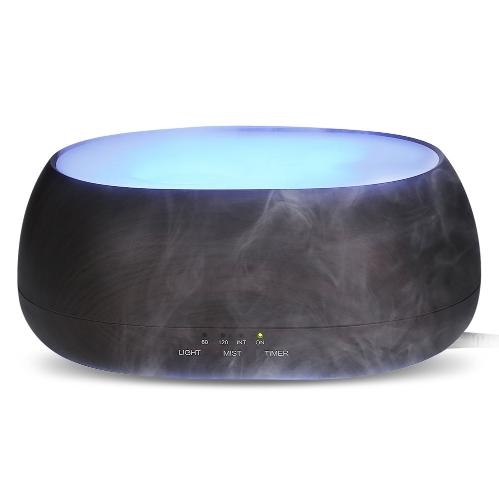 DN - 817 Remote Control 500ml Air Humidifier LED Night Light