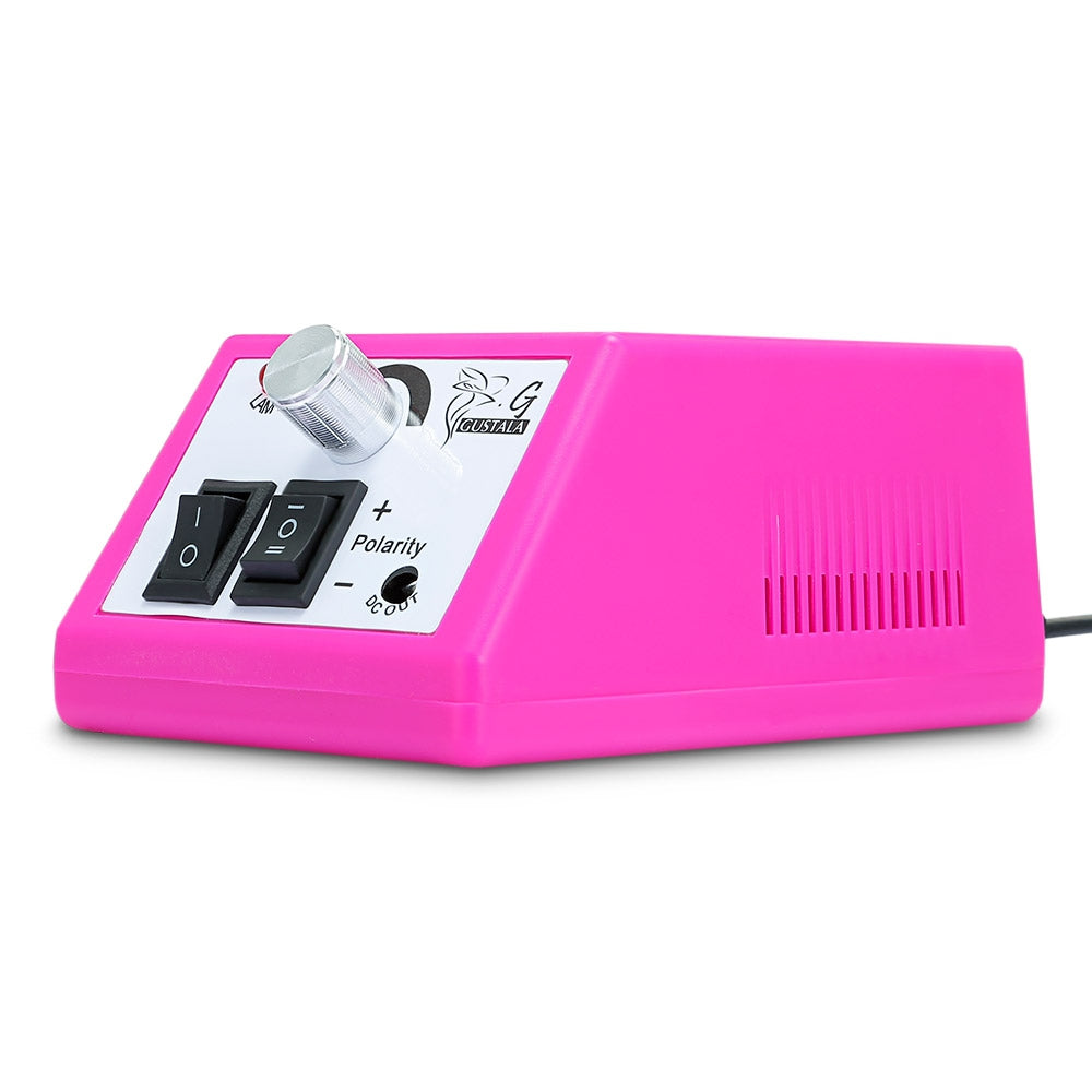 Gustala Multiple Function Electric Nail Art Drill Machine Manicure